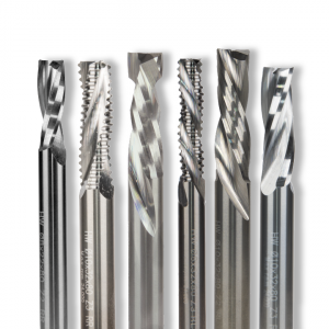 Solid Carbide Router Bits